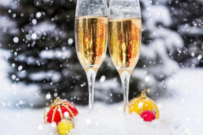 техникуме была шампанское в снегу картинки медицина плохо знакома