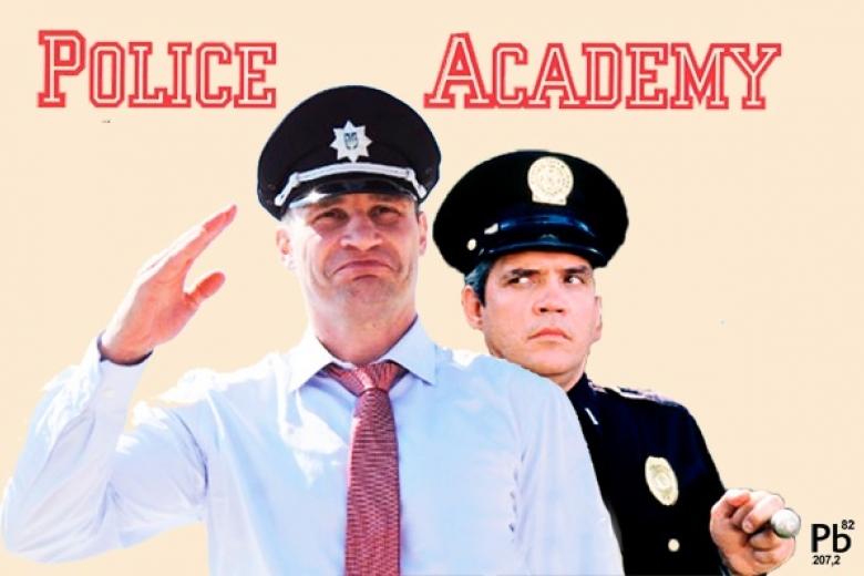 Мы тесно работаем со специалистами из Канады и США над созданием полицейской академии, - Деканоидзе - Цензор.НЕТ 6990