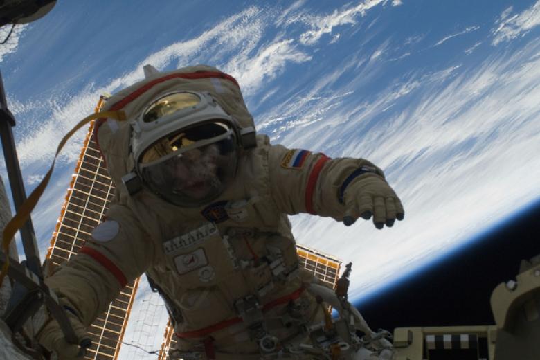 Британский радиолюбитель поймал сигнал МКС и поговорил с астронавтом
