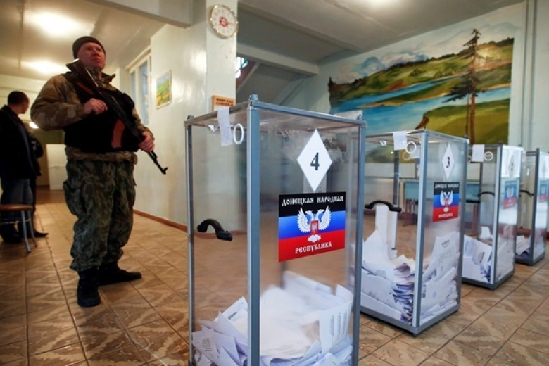 Никакого референдума небудет— руководитель ДНР