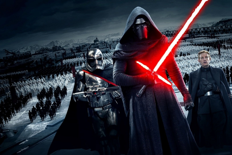 Новые «Звездные войны» вошли в 10-ку самых кассовых фильмов мира