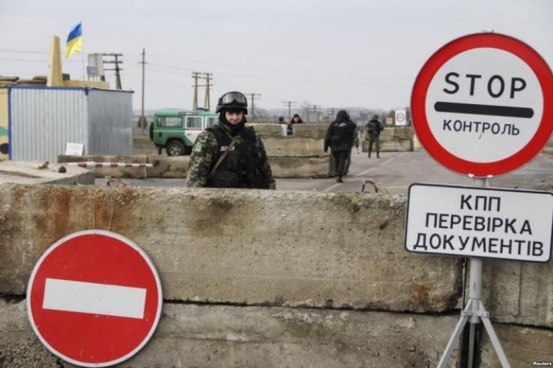 Прекращён товарооборот Украины сКрымом