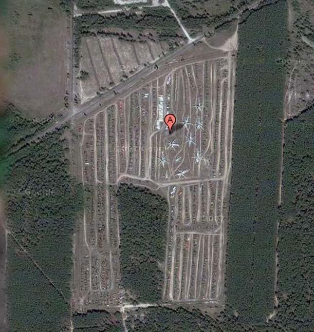 Мистическое исчезновение радиационной техники из Чернобыля