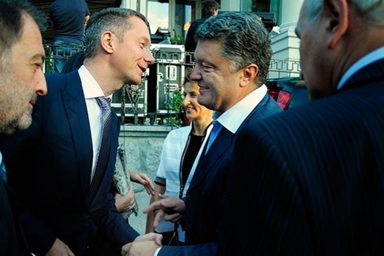 К новейшей коалиции могут присоединиться и«Батькивщина», иРадикальная партия,— Ложкин