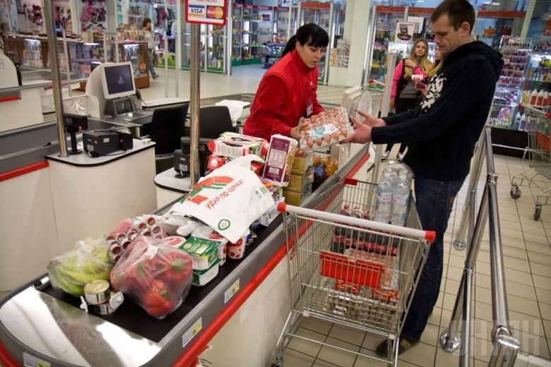 Продовольственная инфляция в России в апреле осталась на уровне 0,4%