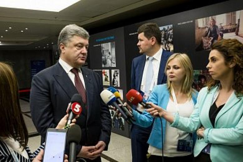 «Для обмена Савченко делается все возможное»— Порошенко