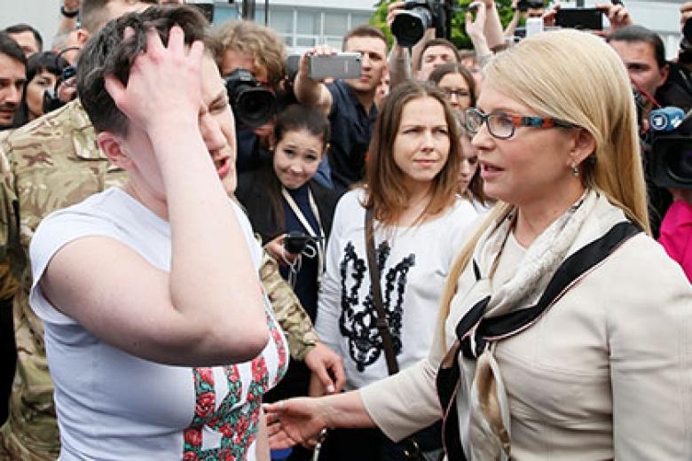 Речь Надежды Савченко в Администрации президента (ТЕКСТ)