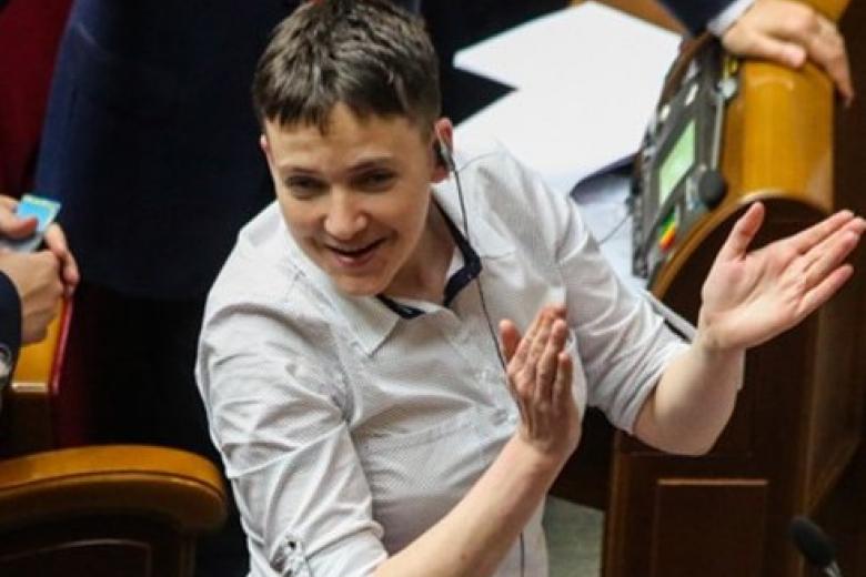 Савченко втюрьме кормили лучше, чем пожилых людей вгосударстве Украина — Депутат Рады