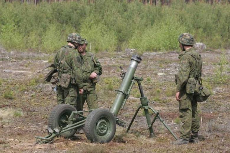 Всамом начале суток позиции сил АТО обстреляли 21 раз— Штаб АТО