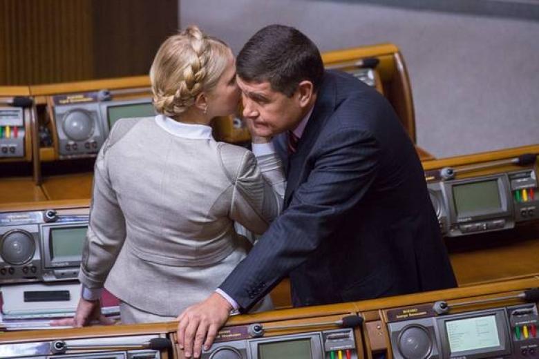 Кто изнардепов поддержал арест Онищенко: поименное голосование
