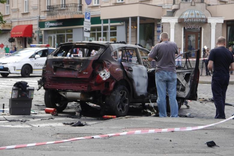 Определен предполагаемый убийца Шеремета: польский специалист сделал собственный анализ иподвел результат