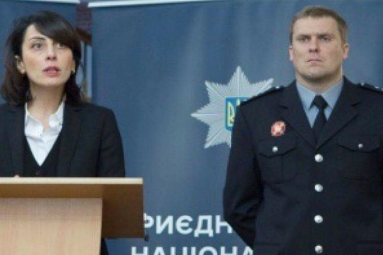 Деканоидзе встретилась с представителями ФБР по делу Шеремета - Цензор.НЕТ 6702