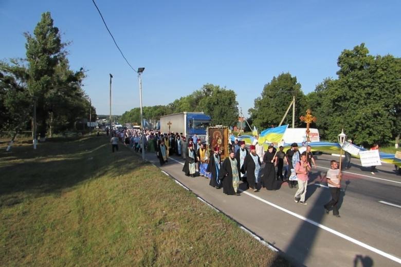 Деканоидзе: Безопасность крестного хода вКиеве обеспечат 4,5 тысячи полицейских