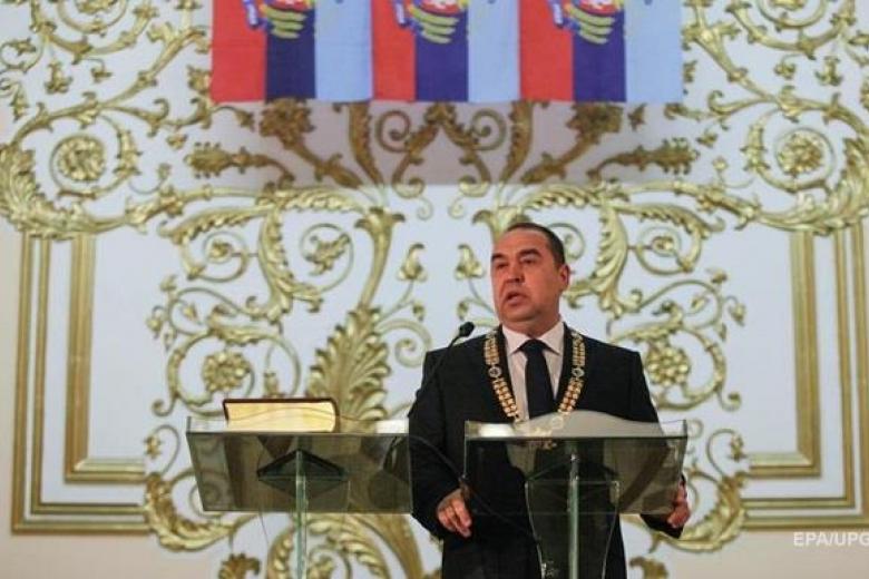 Плотницкий распорядился сделать рабочую группу попереговорам сСавченко
