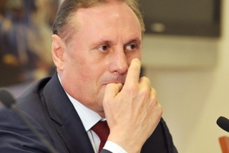 Луценко: Ефремов подозревается взавладении госимуществом ипопытках изменения границ государства Украины