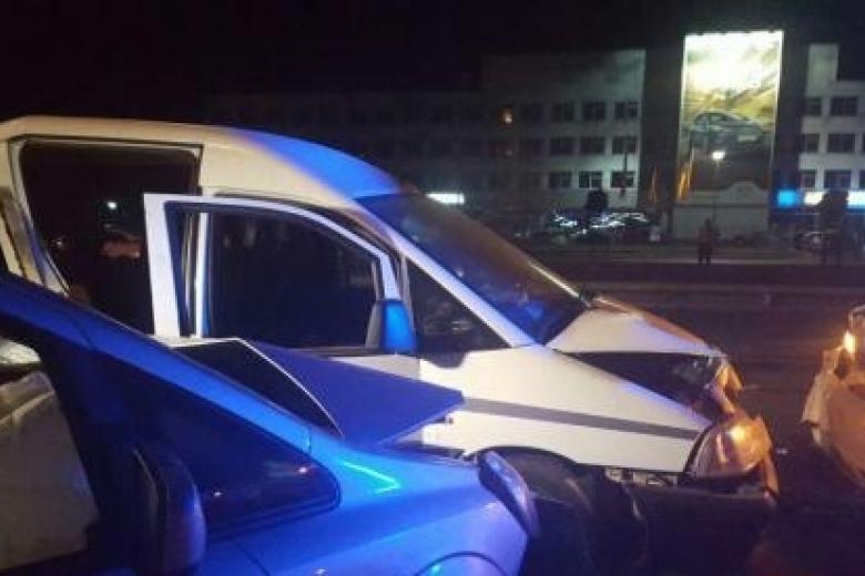 ВКиеве шофёр, насмерть сбивший коммунальщика, взят под стражу