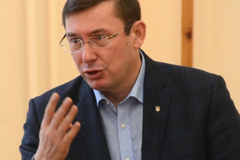 Луценко: Обыски вНАБУ продолжаются, идет выемка документов