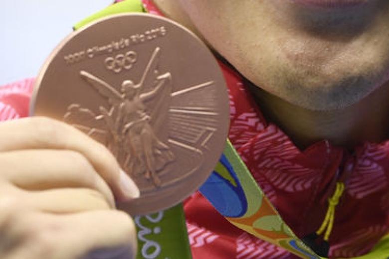 Рио-2016. Таблица общекомандного медального зачета. Воскресенье, 7августа