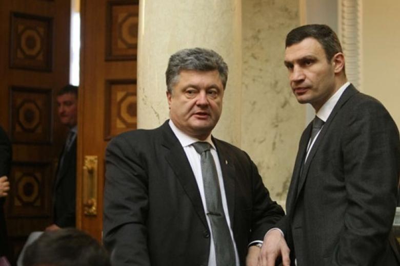 Порошенко иКличко срочно вызвали надопрос поделу двухлетней давности