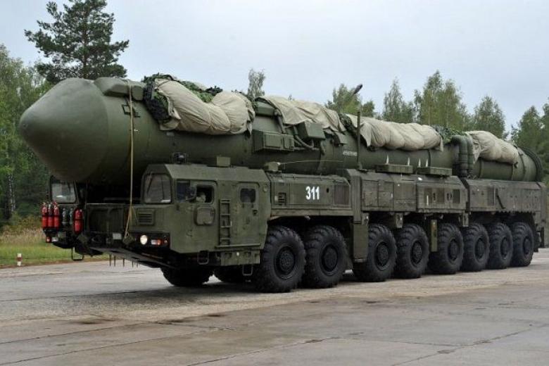 Украинская агентура: русские войска вКрыму всостоянии использовать ядерное оружие