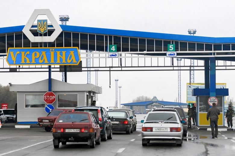 Киев вцелях безопасности будет рассматривать введение визового режима сРоссией
