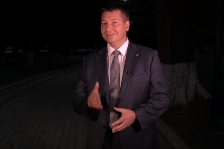 «Нех… шастать»— Гордеев украинцам отдыхающим вКрыму