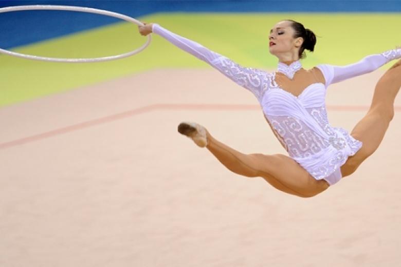 Рио-2016. Украинка Ризатдинова квалифицировалась 3-й вфинал похудожественной гимнастике