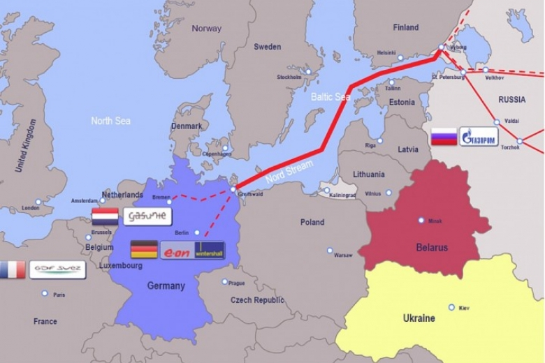Партнеры Газпрома по«Северному потоку-2» подтвердили участие впроекте— Миллер