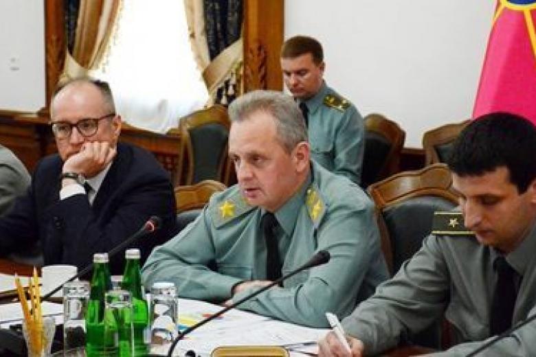 СКРФ возбудил дело против военного руководства Украинского государства