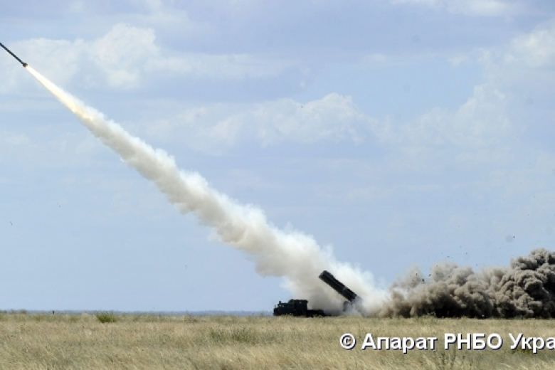Советник Порошенко объявил обуспешном испытании новейшей украинской ракеты