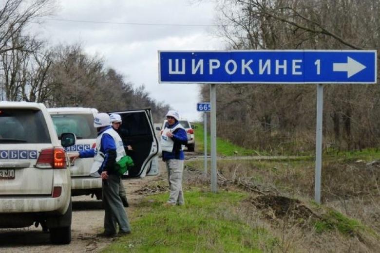 НаДонбассе снайпер боевиков убил волонтера