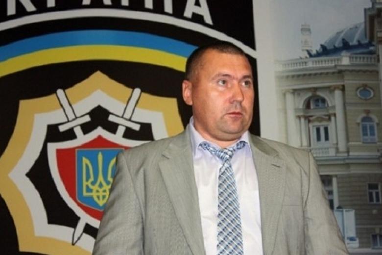Пойманного навзятке экс-начальника одесской милиции выпустили из-под ареста