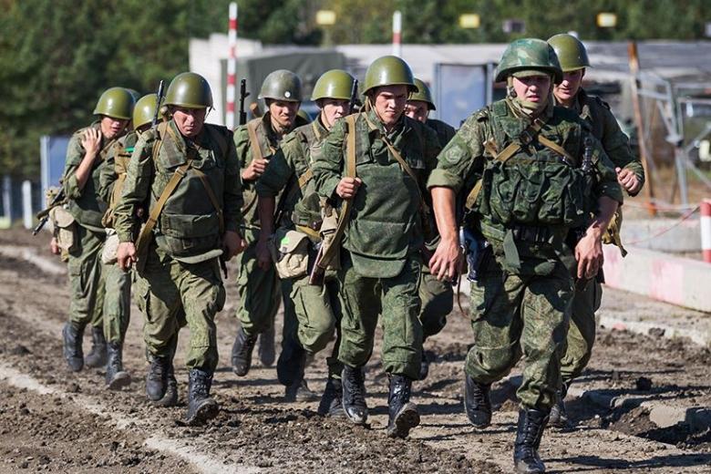 Генштаб: Путин планирует значительно увеличить численность военных наДонбассе