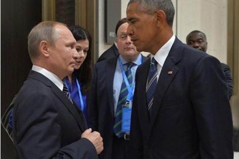 Владимир Путин иБарак Обама проведут переговоры 5сентября
