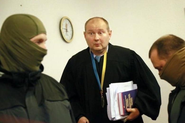 Холодницкий: Судья Чаус убежал вКрым
