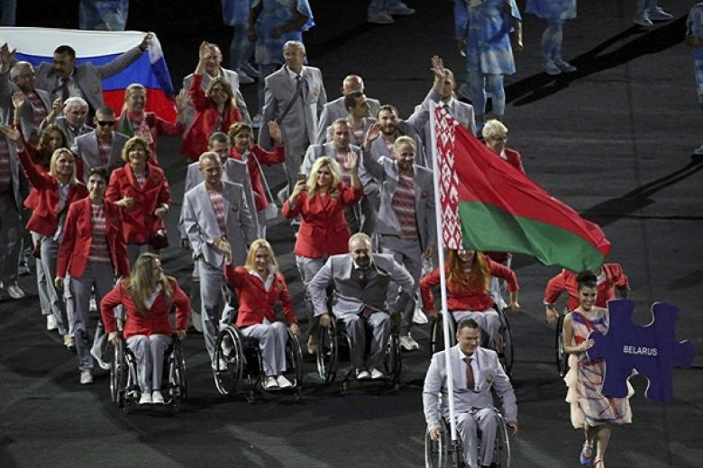 «Олимпийцев-колясочников скрутили иотобрали белорусский и русский флаги»— Наталья Эйсмонт