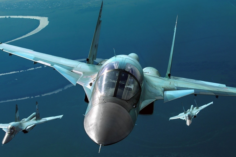 Самолеты США два раза пытались приблизиться кграницамРФ