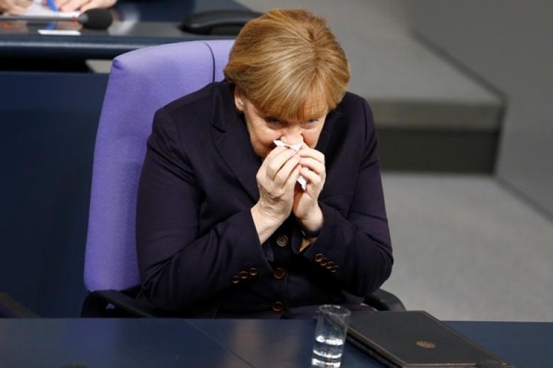 Меркель признала ситуацию вЕС «критической»