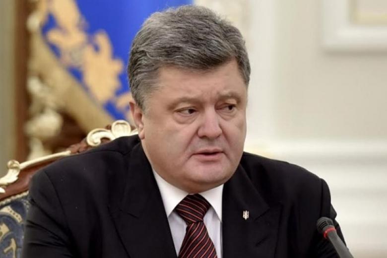Изплена освобождены двое украинцев— Порошенко