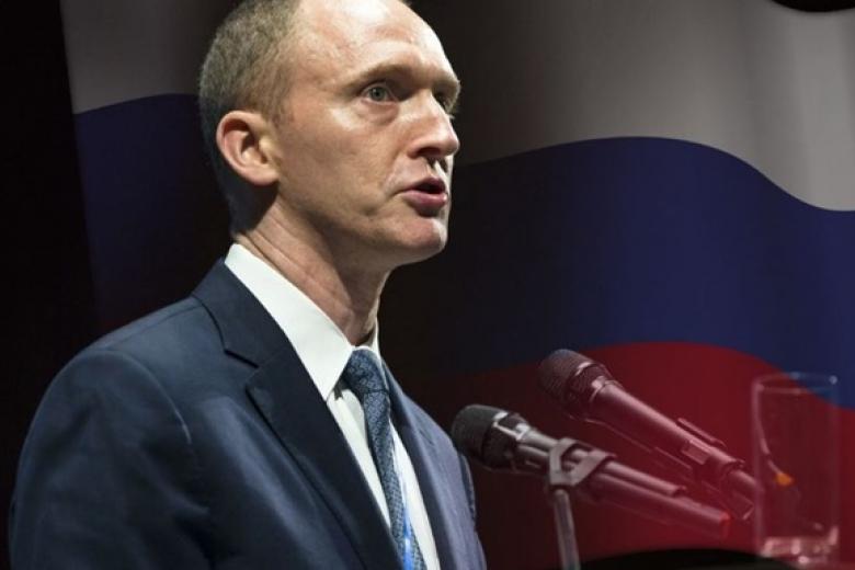 Спецслужбы США смотрят засоветником Трампа из-за РФ