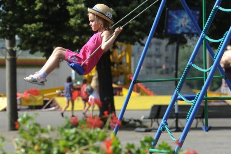 Вцентральные районы РФ пришло долгожданное «бабье лето»