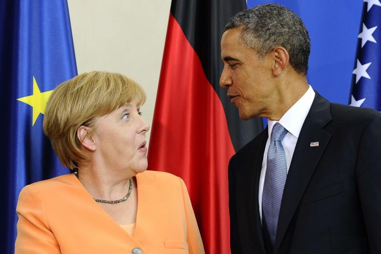 Обама иМеркель обсудили действия РФ вСирии