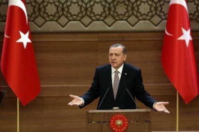 Эрдоган обозначил сроки принятия новоиспеченной турецкой конституции