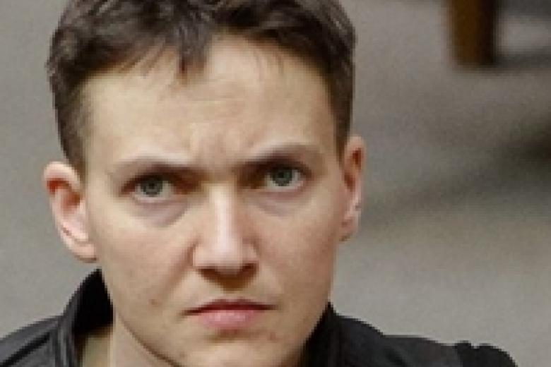 Савченко: бракованные БТР отПорошенко даже недоехали доДонбасса