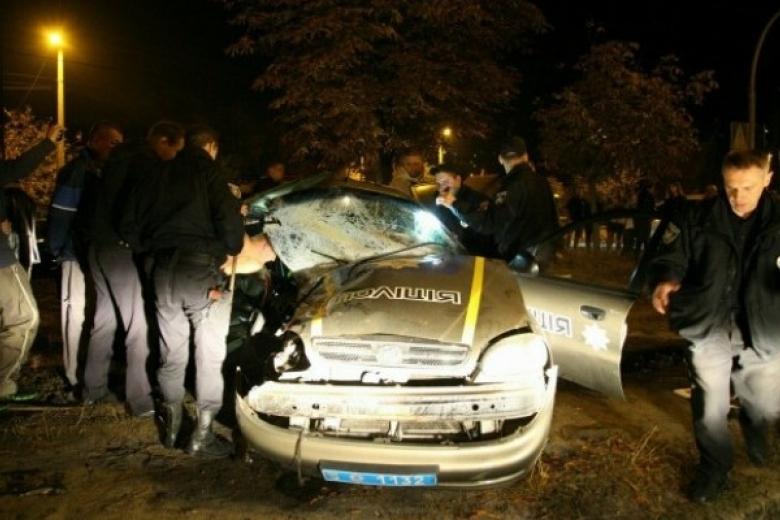 Арестован виновник ДТП, врезультате которого погибли патрульные вБелой Церкви