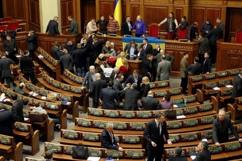 «Блок Порошенко» отказался голосовать завизы сРоссией
