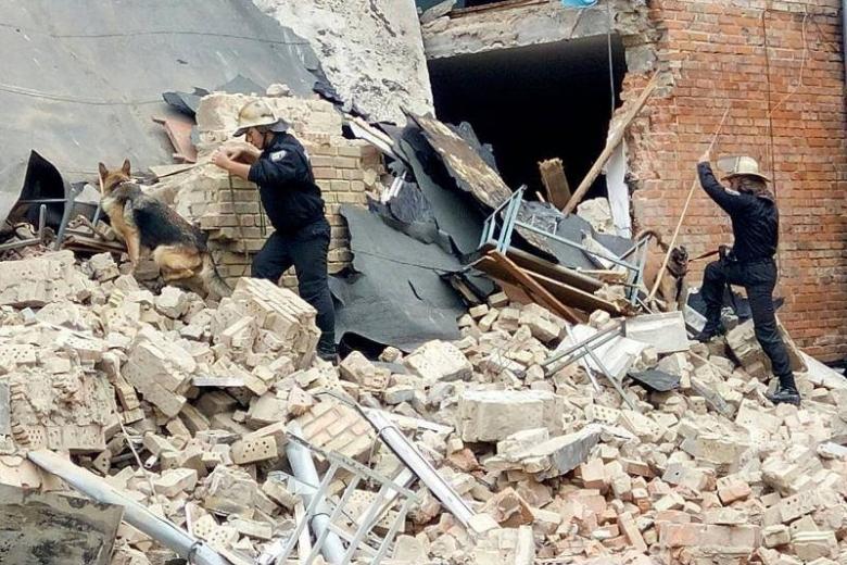 Первопричиной обвала школы под Киевом стала ливневая канализация— Зубко