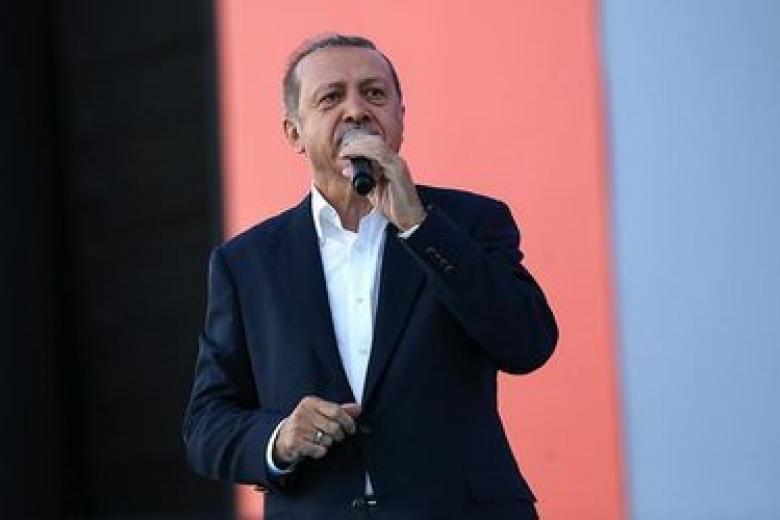 Эрдоган пообещал небросать сограждан вКрыму