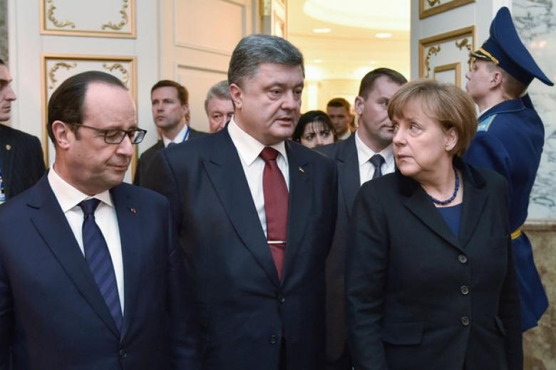 К.Елисеев поведал, почему Путин согласился научастие в«нормандском формате»