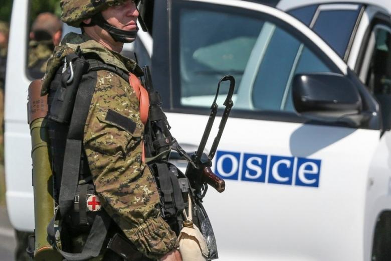 РФдала соглашение навведение вооруженной миссии ОБСЕ вДонбасс— Порошенко